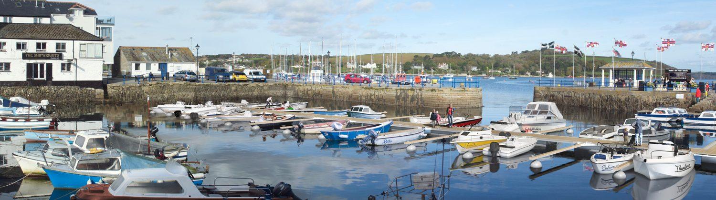 Falmouth-haven-Custom-House-Quay-pontoons